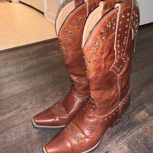 Ariat bling boots